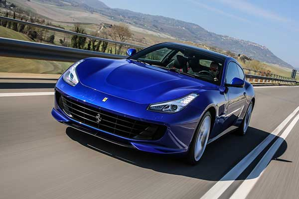 Ferrari Finally Kills Its Most Practical Vehicle The GT4Lusso