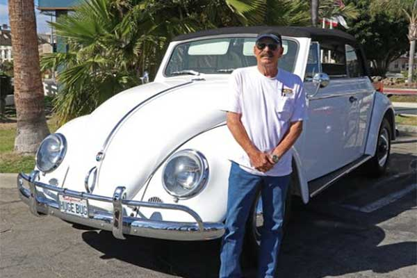 Amazing: Check Out The Giant VW Beetle Built By A Father And Son