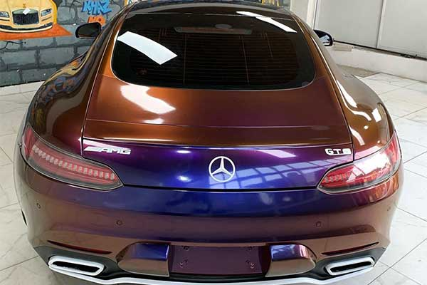 Khaz Has Done It Again With This Mercedes-AMG GTS Customization