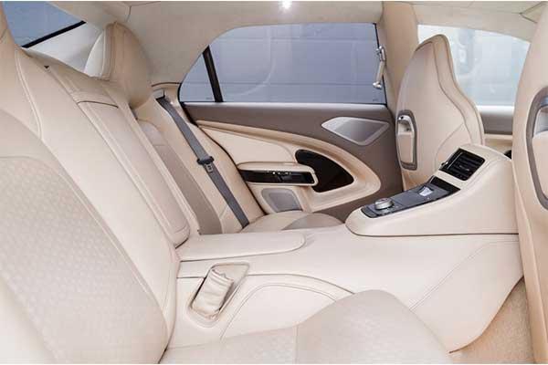 The ₦400m Aston Martin Lagonda Taraf Is The World's Most Expensive Sedan