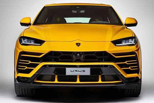Lamborghini Recalls Urus SUV Because It Could Catch On Fire - autojosh