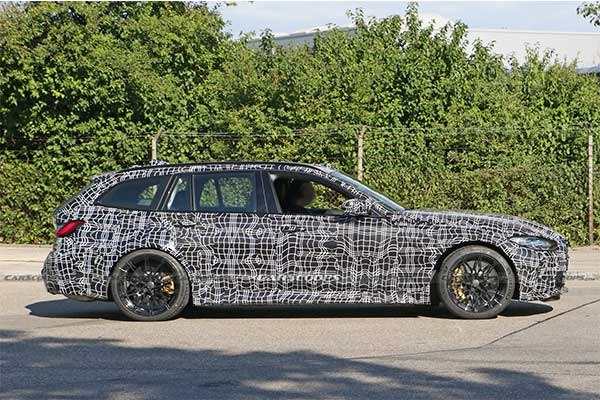 BMW Teases New First Ever M3 Wagon And Its Amazing