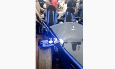 nigerian four-wheeled vehicle