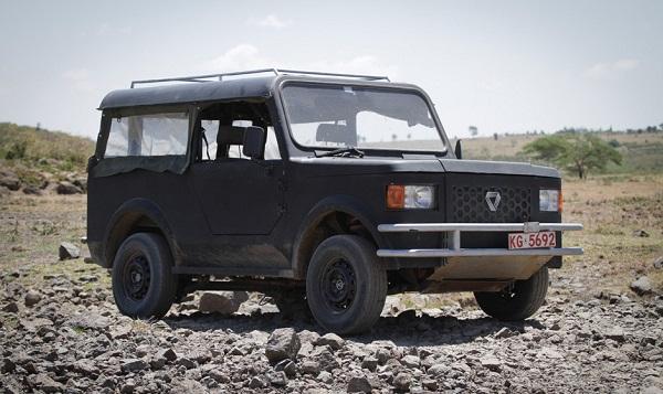 car brands made in africa