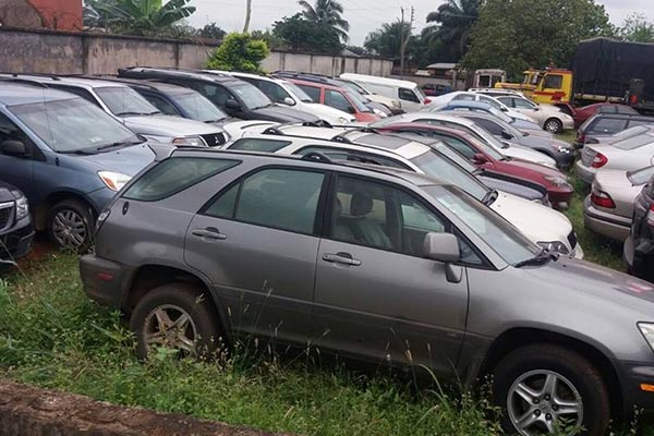 198 Cars To Go As Nigeria Customs Resumes Online Car Auction