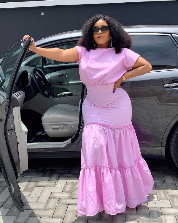 nigerian-actress-didi-ekanem-gifts-herself-toyota-venza-suv-ahead-of-birthday
