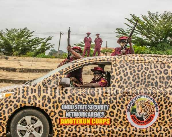 ondo-state-amotekun-patrol-vehicles