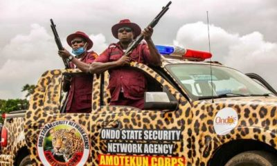 ondo-state-amotekun-patrol-vehicles