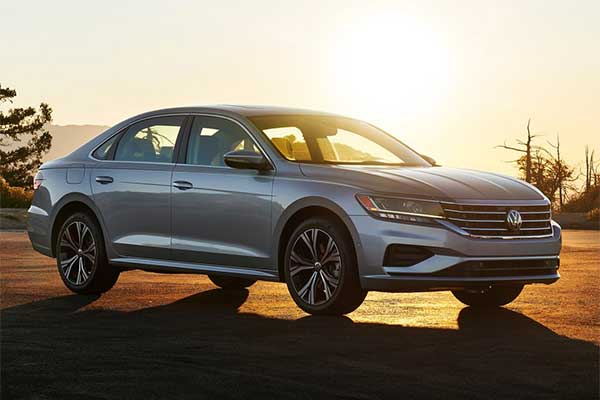 Report: VW To Kill The Passat Sedan In Europe And America Markets