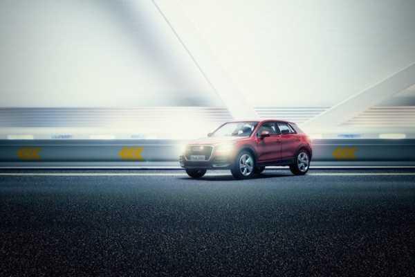 photographer-audi-q2-miniature-scale-model-car