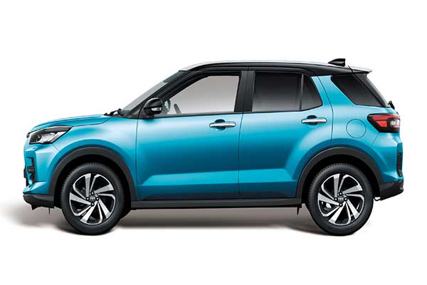 Toyota Launches Boxy Raize SUV Which Is Quite Affordable