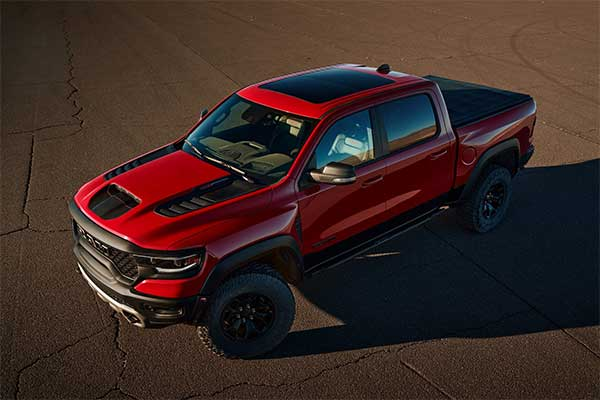 Next Ford F150 Raptor May Have A Whoppy 725Hp From The Mustang