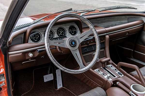 Hollywood Actor Robert Downey Jr Acquires A Custom 1974 BMW 3.0 CS