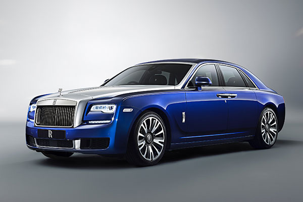 Rolls-Royce Motor Cars Lagos Delights Ghost Customers With Free Health Checks