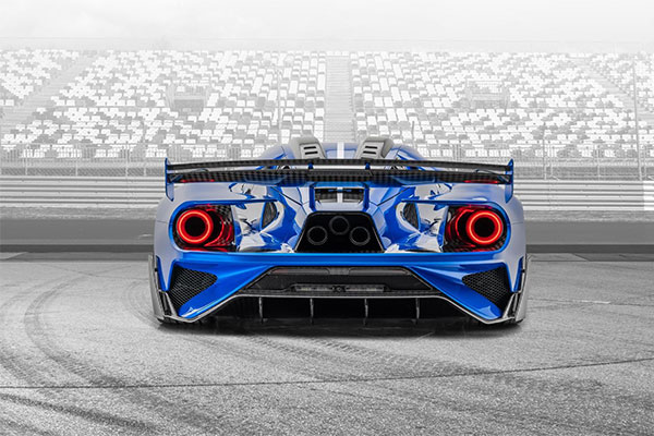 June-Unveiled Ford GT Le Mansory