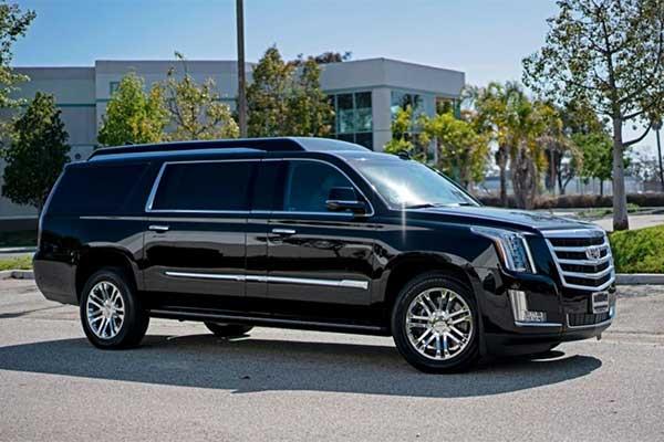 Hollywood Actor Sylvester Stallone Auctions His Cadillac Escalade ESV