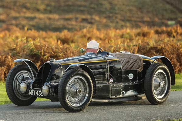 This 1934 Bugatti Type 59 Is Costlier Than 5 Chiron Super-cars