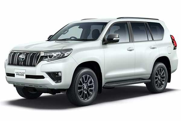 Toyota Updates The Land Cruiser Prado For 2021