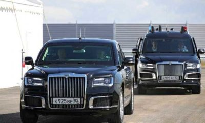 vladimir-putin-drove-himself-aurus-limo-to-test-motorway
