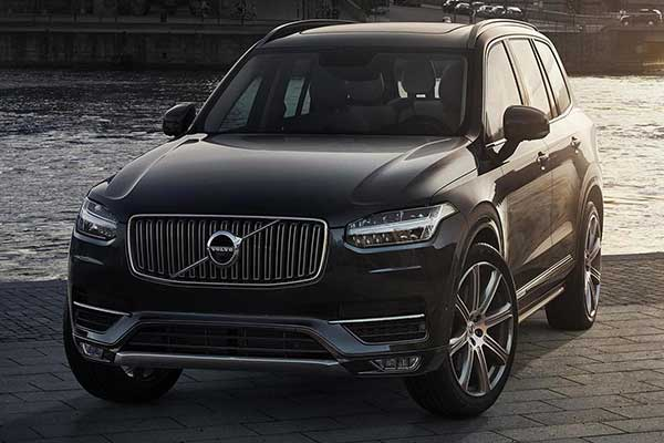 2024 Volvo XC100 To Be The Company's First Coupe SUV