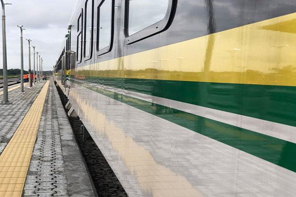 Itakpe-Ajaokuta-Warri Line