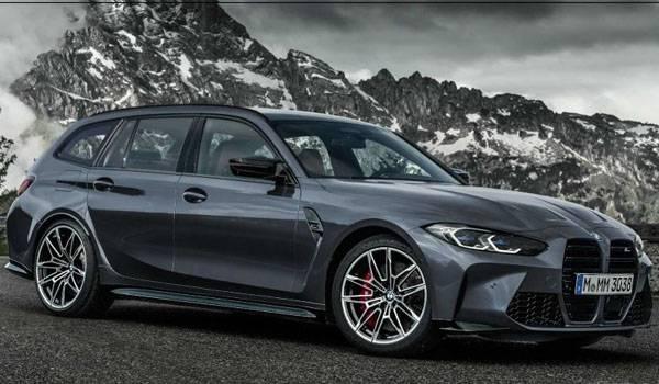 BMW M3 Touring Wagon autojosh