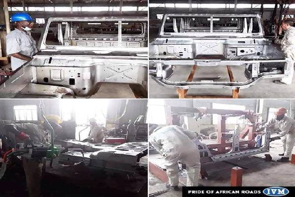 Good News for Innoson Motors as BBC Begins Documentary of its Manufacturing Progress