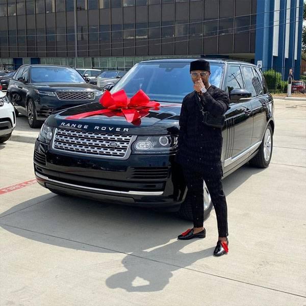 Oluwakaponeski Range Rover HSE AUTOJOSH
