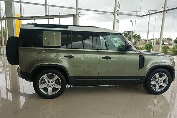 Coscharis Motors Land Rover Defender
