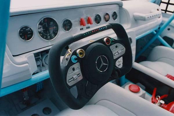 G-Class Mercedes-Benz Project Geländewagen