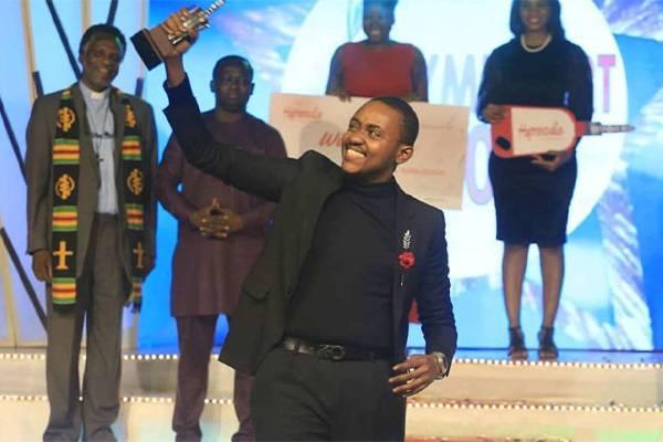 Hymnodia Season Two Winner, Ediomo Akpan