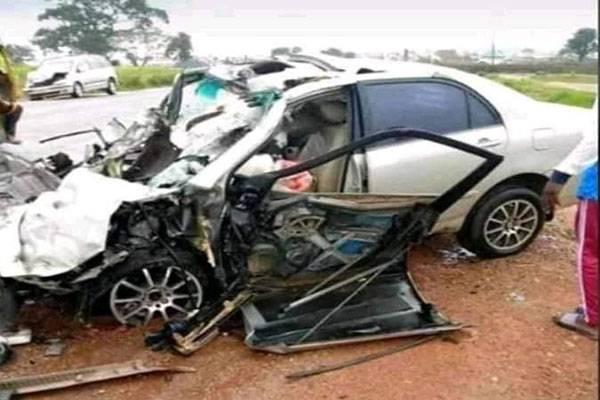 Abubakar Al -Jumma Popularly Known As Sadeeq Plaza Loses Son To A Car Accident