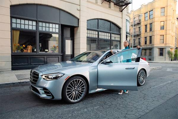 Lewis Hamilton And Alicia Key Teams Up For 2021 Mercedes-Benz S-Class Campaign