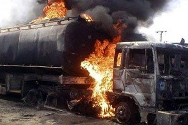 Lokoja Tanker Explosion
