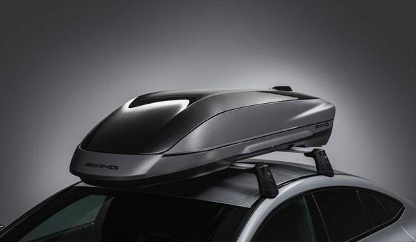 Mercedes-AMG roof box Fins And Diffusers autojosh