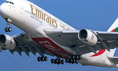 Court Orders Emirates Airlines To Pay Nigerian Passenger $1.63m After Losing His Bag Containing The Said Amount - autojosh