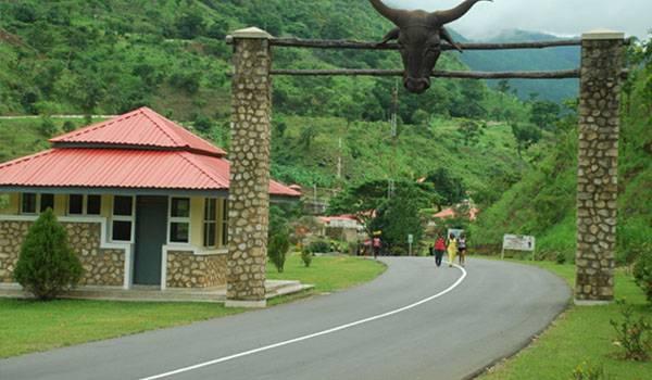 Obudu Ranch Resort Cable Cars