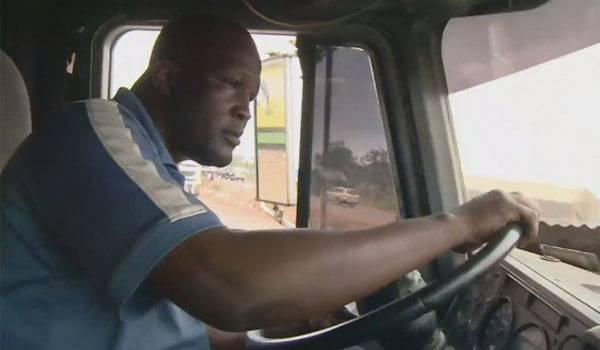Truck Drivers Fail Visibility Test AUTOJOSH