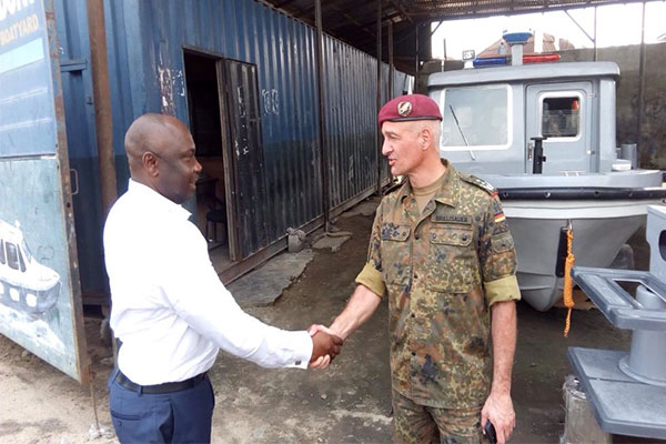 Germany Made-In-Nigeria Naval Boats Chad
