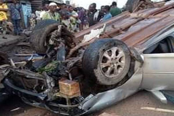 Mother And Daughter Crushed To Death In A Ghastly Car Accident