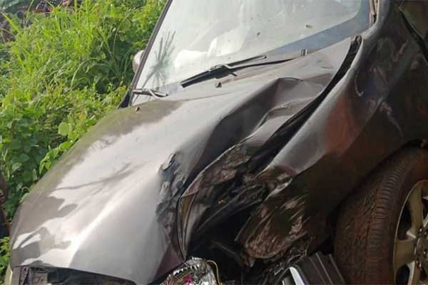 Would You Buy This Accident Hyundai Elantra For ₦500k