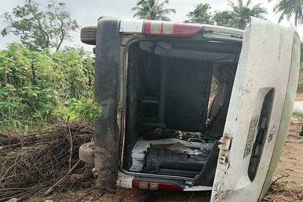 AIT Crew Road Accident