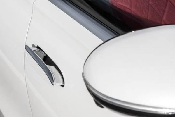 Flush-door-handle