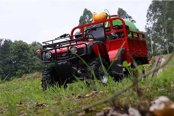Check Out This Amazing All-Terrain Farm Car By The Chinese