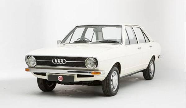1973 Audi 80 LS autojosh