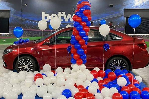 BBNaija: Ozo Wins IVM Caris At The Innoson Motors Challenge