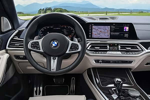 Brand New BMW X7