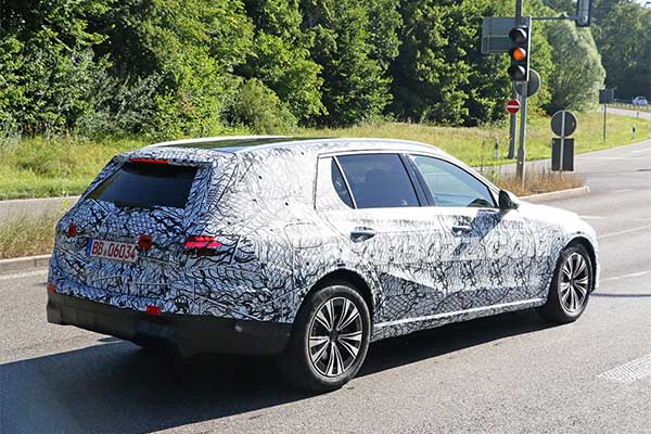 Mercedes-Benz Showcases Next C-Class All-Terrain Estate