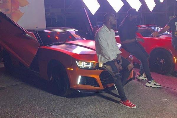 Luxury Cars Shut Down Lagos