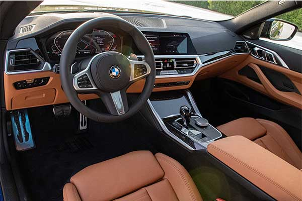 Dark Edition BMW 4-Series Coupe Launched In Abu Dhabi